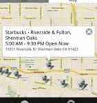 Find a Starbucks  - Free Android App