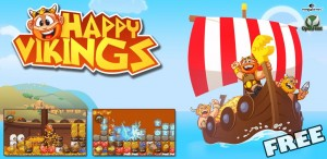 free apps for android happy vikings
